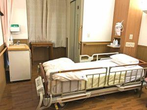 ベッド(入院)